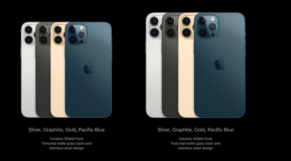 Spesifikasi iPhone 12 Pro dan iPhone 12 Pro Max
