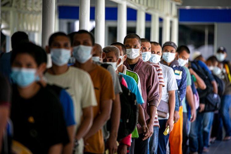 16 WNI Ditahan Perusahaan Kasino di Kamboja Dituduh Menggelapkan Uang Perusahaan