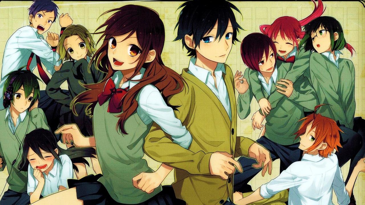 Daftar Anime yang Rilis Tahun 2021 yang Wajib Ditonton