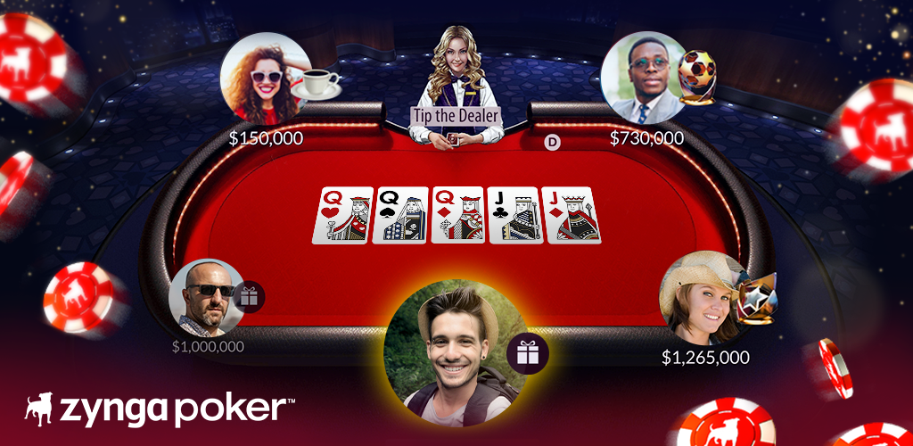 Review Game Zynga Texas Hold Em Poker