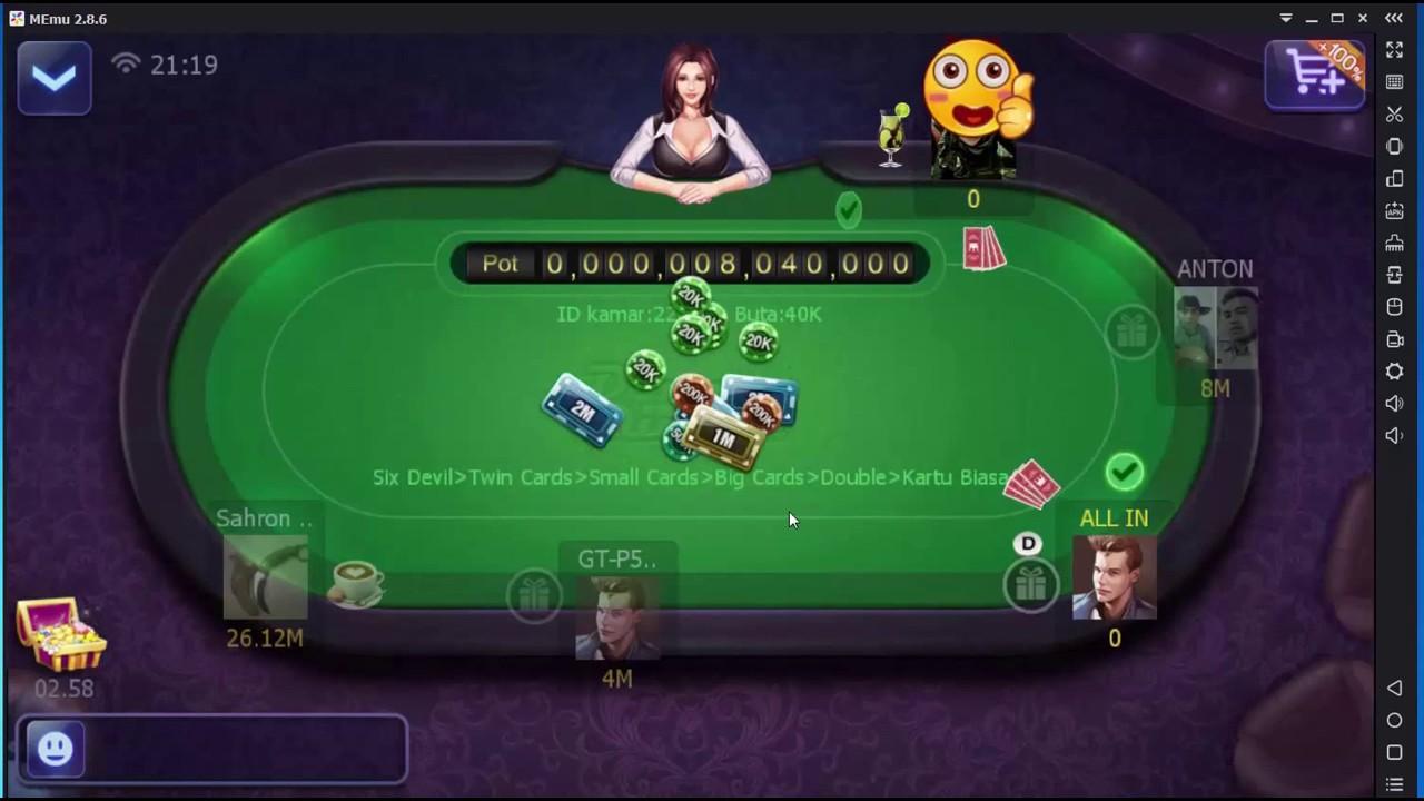 Rekomendasi Game Domino QQ Online PC yang Menarik Dimainkan