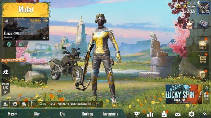 Kenali Jenis Grip PUBG Mobile Auto Chicken Dinner